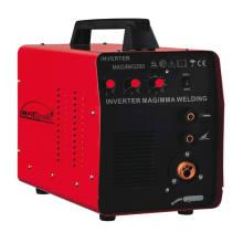 Máquina de soldadura de IGBT MMA / MIG do inversor da CC (MAG-160S)