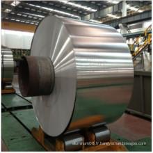 Types variés Bobine de toiture en aluminium en provenance de Chine