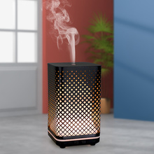 Breathe Easy Metal Cool Mist Humidifier for Kids
