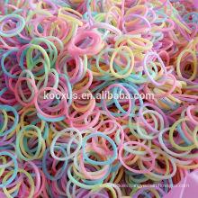 Bandas de goma para el color mágico