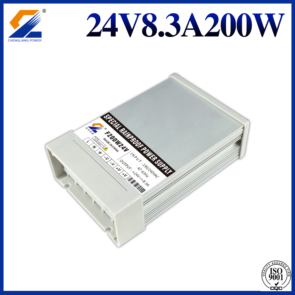 24V8.3A200W rainproof power supply
