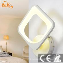 Einzigartiges Design Dekorative Nachtlicht LED Wandleuchte