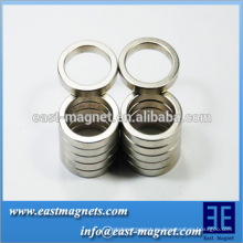 Pequeño anillo permanente NdFeB Magnet