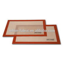 Easy To Use Heat Resistant Up To 250 Silicone Baking Mat for Toaster Oven