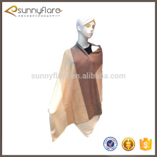 New fashion style knitted 100 cashmere shawl