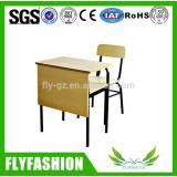 Strong quality and cheap price classroom furniture pupil table and chair