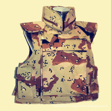 Nij Iiia UHMWPE Bulletproof Vest for Army Users