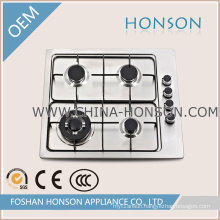 Most Fashionable Stainless Steel Enamel Gas Hob Gas Cooker