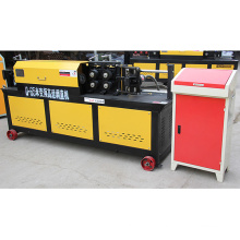High Speed Hydraulic Steel Square Bar Straightening Machine Cutting Machine