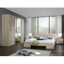 Elegante conjunto de mobiliário de quarto de design simples (HF-EY08281)