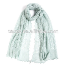 PK17ST341 knitted Linen scarf