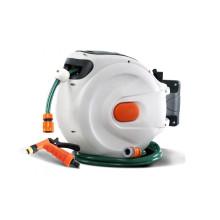 Enrouleur de tuyau d'eau Compact Garden Auto Retract