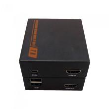 Extensor HDMI KVM sobre Cat5 CAT6 até 60m