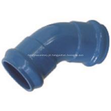 Cotovelo da junção de tubulação da curvatura de 45 °