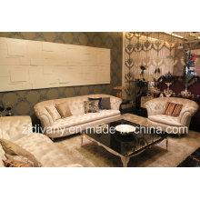 Style post-moderne salon Table basse en bois (LS-844)