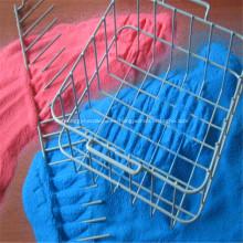 Revestimiento de polvo termoplástico de PVC para tratamiento de superficies metálicas