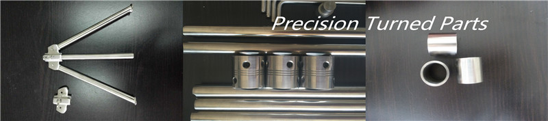 High precision brass precision turned parts