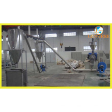 Línea de reciclaje y peletización de mascotas / PP / PE / PVC, máquina de reciclaje de residuos de plástico