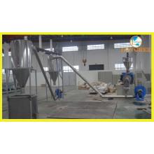 Ligne de recyclage et de granulation d'animal familier / pp / PE / PVC, machine de réutilisation en plastique de rebut