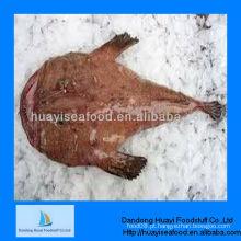 Monkfish redondo inteiro congelado para venda