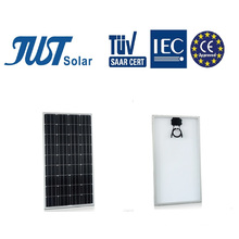100W Mono Solar PV Module with 25 Years Warranty Time