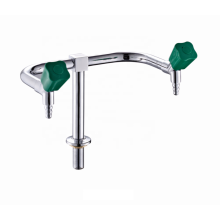 Manufacturer  laboratory faucet  600g copper stainless steel sink testing faucets