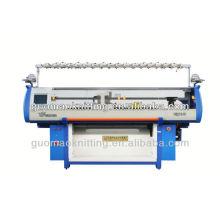 cilindro duplo computadorizada meias de tricô a máquina