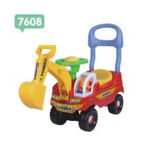 2015 Heißes verkaufendes Baby spielt Auto- / Baby-Fahrt auf Spielzeug-Auto / Plastikspielzeug-Lieferant