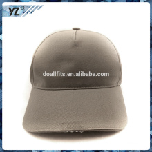 Bonnet de baseball 5panel blanc à la mode