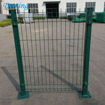 Factory wholesale price for China Triangle 3D Fence, Triangle Bending Fence, Wire Mesh Fence, 3D Fence, Gardon Fence Manufacturer PVC Coated Wire Mesh Fence with Square Post supply to Turkey Importers