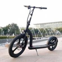 Scooter électrique d'alliage d'aluminium de roue avant de 20 pouces