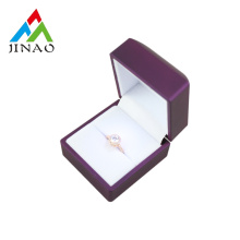 New design luxury LED jewelry ring box