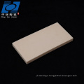 high quality alumina ceramic burning plate