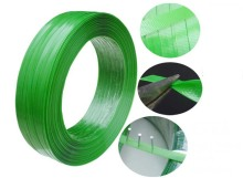PP/PET plastic banding/PP cord strap/PET corded polyester strapping