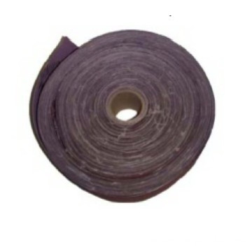 Emery tape for removing rust from metal components
