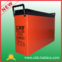 Cbb 12V 180ah Front Access Terminal Gel Battery for Telecom