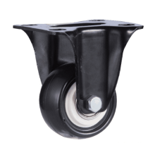 Small rigid plate jinzuan casters