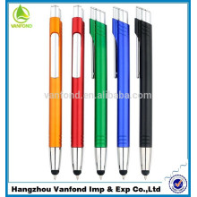 new promotional office stationery funny touch stylus pen