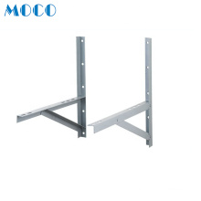 OEM available split high strength folding Outdoor air conditioner bracket