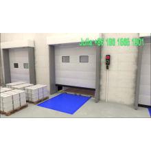 Precio de descuento 6-10T Rampas niveladoras de carga de contenedores de nivelador de muelle hidráulico para carretillas elevadoras