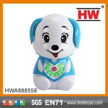 Bebê Bom Parceiro Cartoon Dog Story Machine