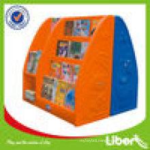 Kids Plastic Book ShelfLE-SJ001