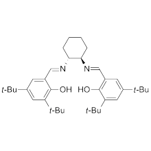Quiral Quimica CAS No. 135616-40-9 (1R, 2R) -N, N'-Bis (3, 5-di-terc-butilsalicilideno) -1, 2-Ciclohexanediamina