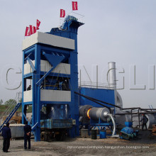 Best Selling New Designed Ylb-1000 (80t/h) Mobile Asphalt Batch Mixing Plant