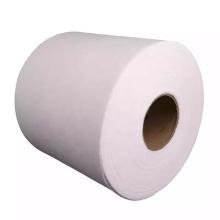 Lingettes de nettoyage jetables en tissu non tissé