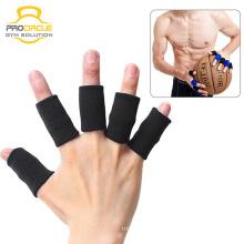 Esportes de formação protetora de proteção de dedo de basquete / dedo protetor