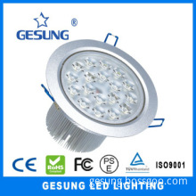 hot sale waterproof lighting for showers led downlight china supplier