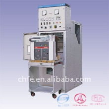 Metal clad withdrawable type medium voltage switchgear