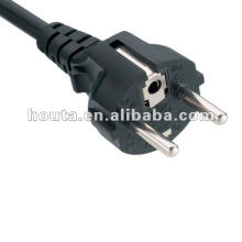 French Wire Plug VDE