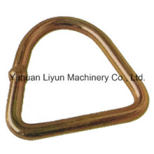 50mm X 1360kg Steel D-Ring, Metal Hardware, Ratchet Tie Down Accessories